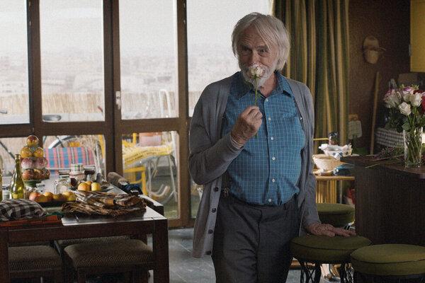 кадры и фото из фильма Мистер Штайн идет в онлайн