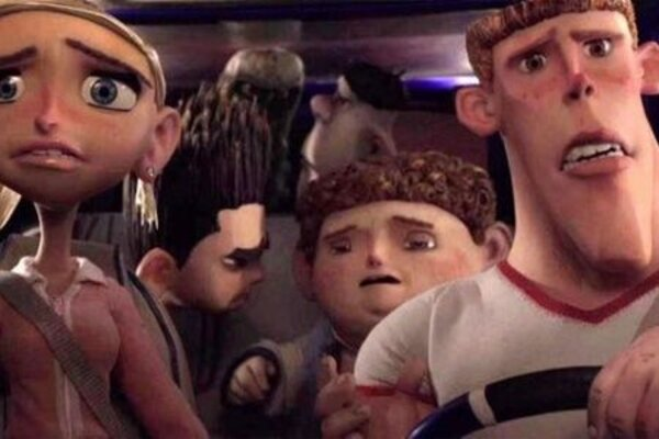 кадры и фото из фильма Паранорман или как приручить зомби 3D