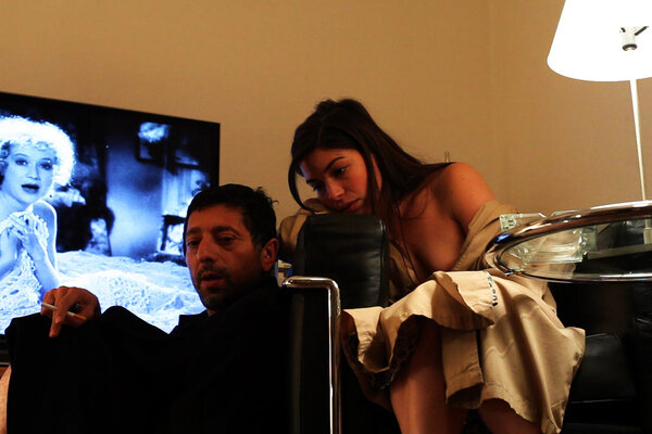 кадры и фото из фильма Прощай, речь 3D
