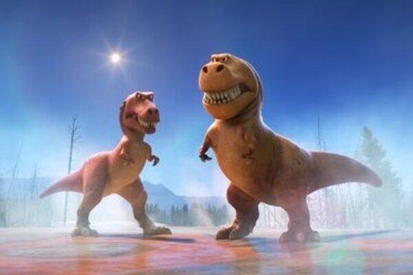 кадры и фото из фильма Хороший динозавр