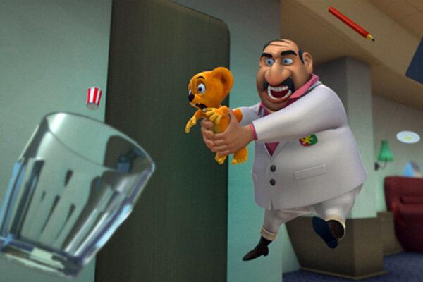 кадры и фото из фильма Хитрюга Джек 3D