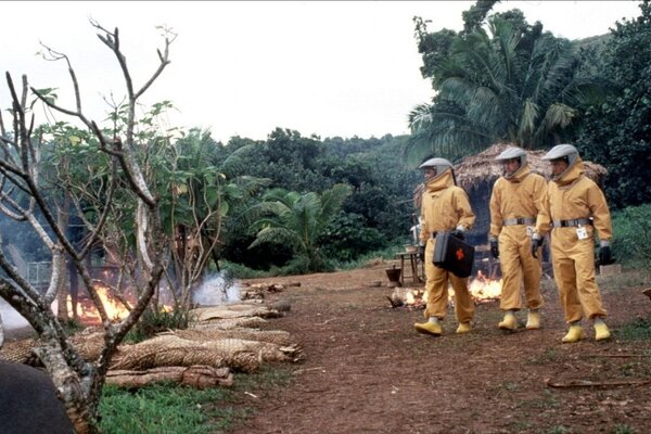 кадры и фото из фильма Эпидемия