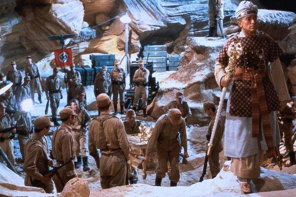 кадры и фото из фильма Индиана Джонс: В поисках утраченного ковчега