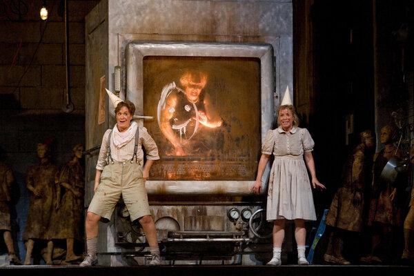 кадры и фото из фильма TheatreHD: Гензель и Гретель
