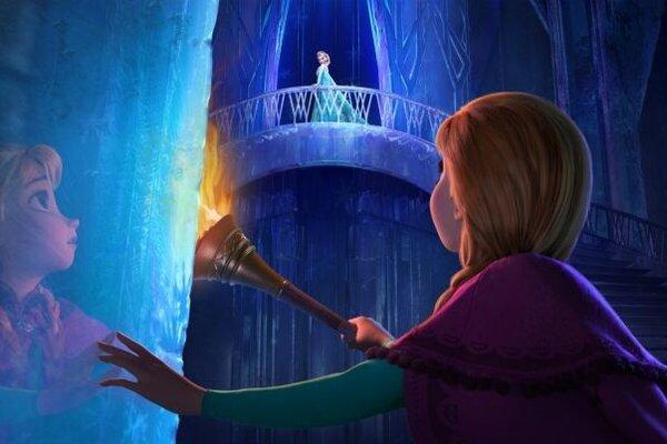 кадры и фото из фильма Холодное сердце