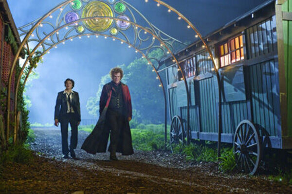 кадры и фото из фильма История одного вампира