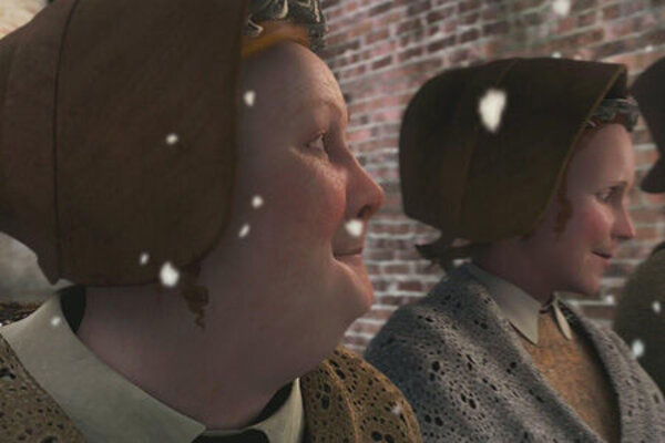 кадры и фото из фильма Рождественская история