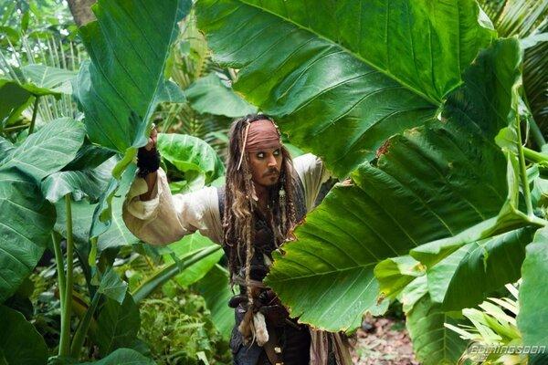 кадры и фото из фильма Пираты Карибского моря: На странных берегах IMAX 3D