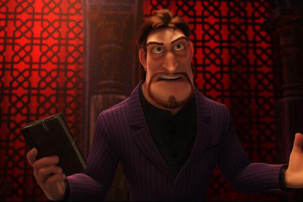кадры и фото из фильма Тэд-путешественник и Тайна царя Мидаса