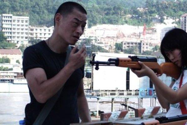 кадры и фото из фильма Она, китаянка