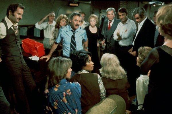 кадры и фото из фильма Аэропорт 77