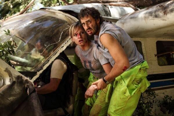 кадры и фото из фильма Зеленый ад