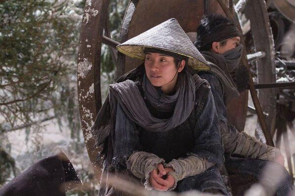кадры и фото из фильма Путешествие в Китай. Тайна Железной маски