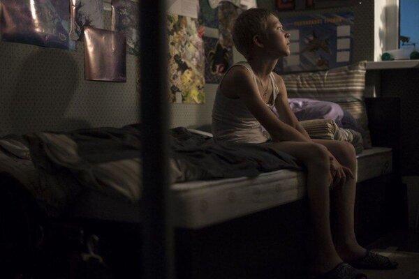 кадры и фото из фильма Нелюбовь