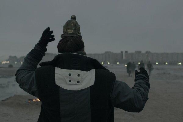 кадры и фото из фильма Под электрическими облаками