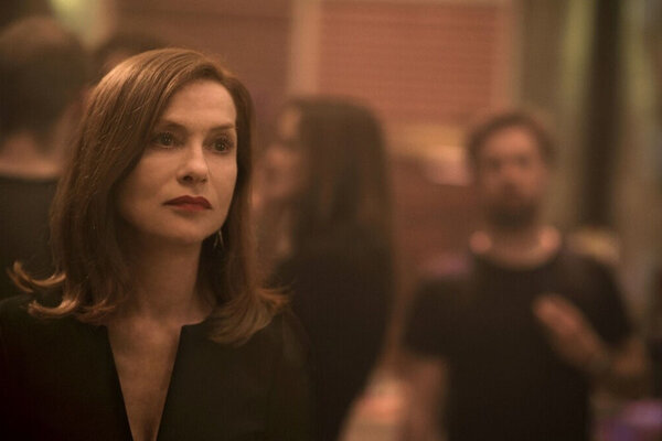 кадры и фото из фильма Она