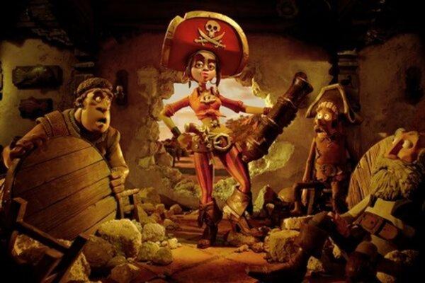 кадры и фото из фильма Пираты: Банда неудачников 3D
