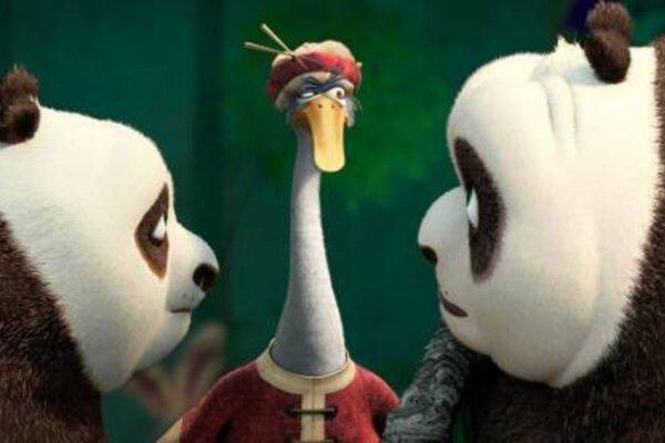 кадры и фото из фильма Кунг-фу Панда 3 3D