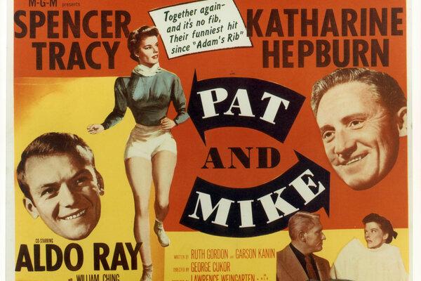 кадры и фото из фильма Пэт и Майк