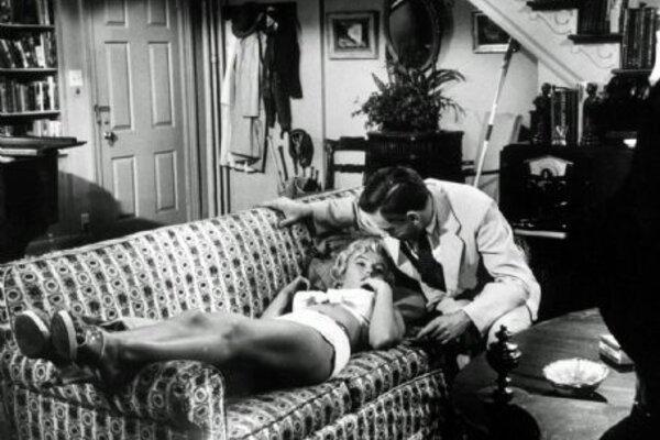 кадры и фото из фильма Зуд седьмого года