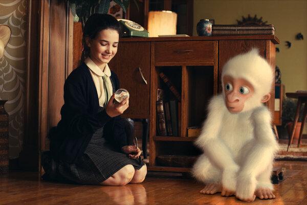 кадры и фото из фильма Снежок