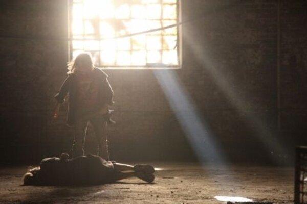кадры и фото из фильма Стальная бабочка