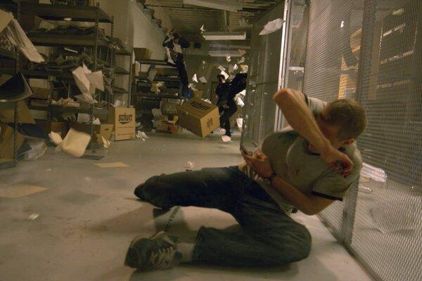 кадры и фото из фильма Континуум