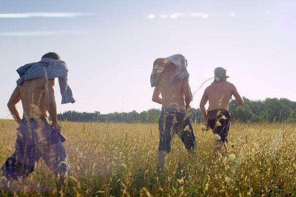 кадры и фото из фильма Короли лета