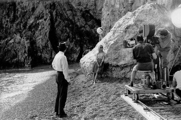 кадры и фото из фильма Презрение