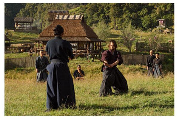 кадры и фото из фильма Последний самурай