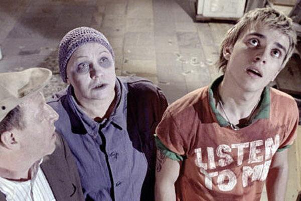 кадры и фото из фильма Ночь бойца