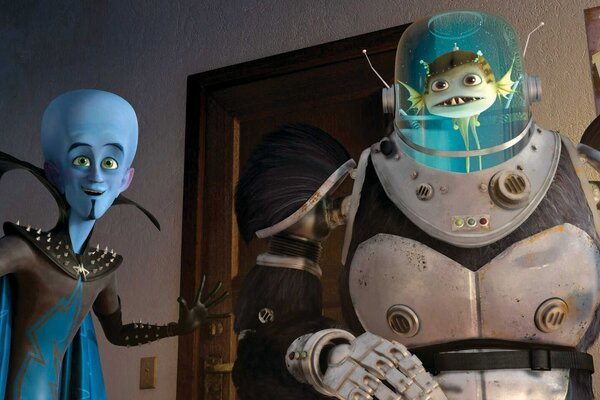 кадры и фото из фильма Мегамозг