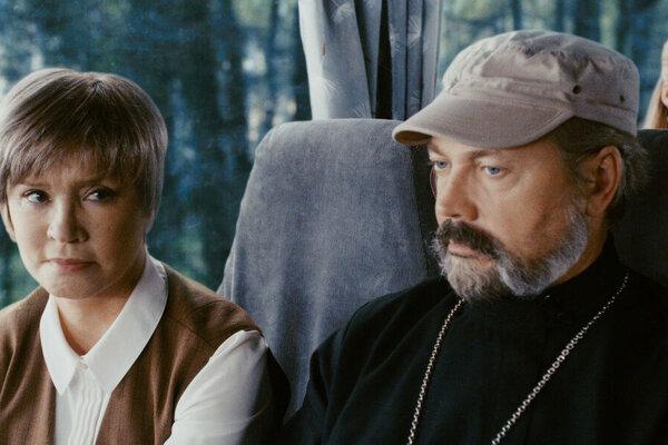 кадры и фото из фильма Дорога без конца