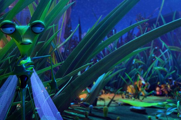 кадры и фото из фильма Руби и повелитель воды