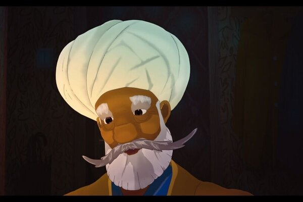кадры и фото из фильма Печать царя Соломона