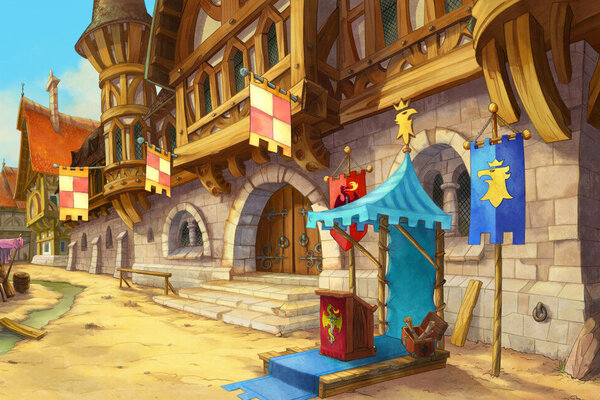 кадры и фото из фильма Отважный рыцарь