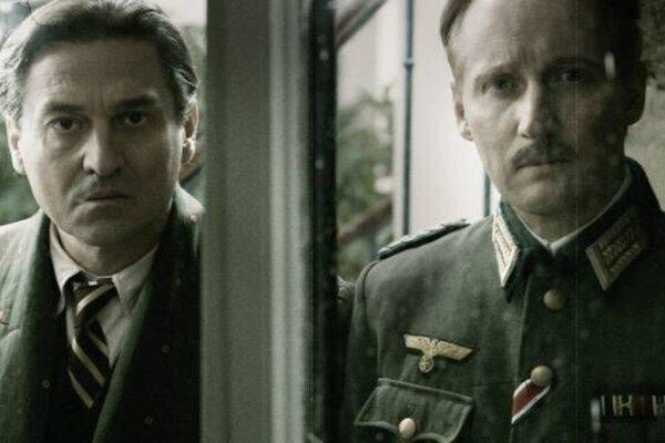 кадры и фото из фильма Франкофония