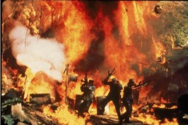 кадры и фото из фильма Хищник