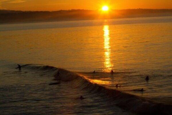 кадры и фото из фильма Покорители волн