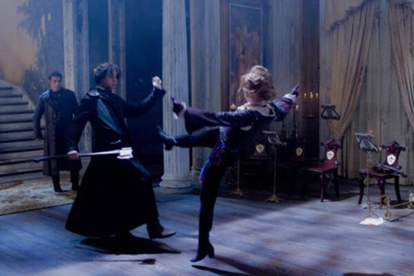 кадры и фото из фильма Президент Линкольн: Охотник на вампиров IMAX 3D