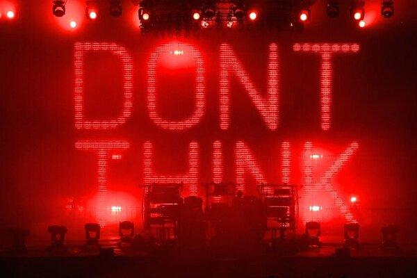 "кадры и фото из фильма The Chemical Brothers ""Не думай"" (Don't Think)"