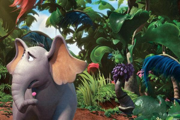 кадры и фото из фильма Хортон