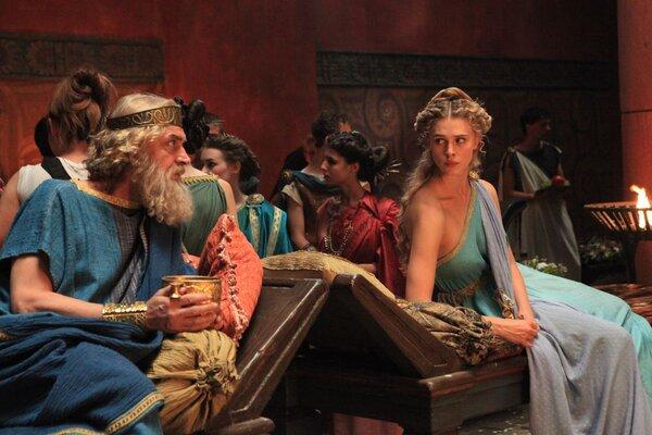 кадры и фото из фильма Геракл: Начало легенды 3D
