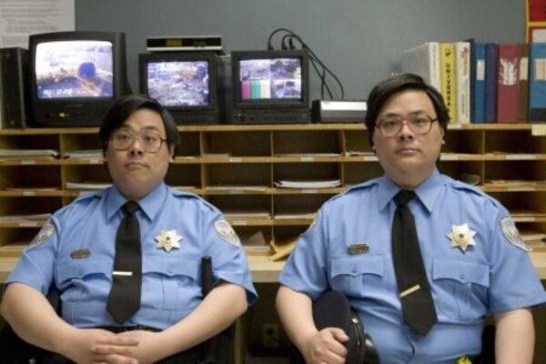кадры и фото из фильма Типа крутой охранник