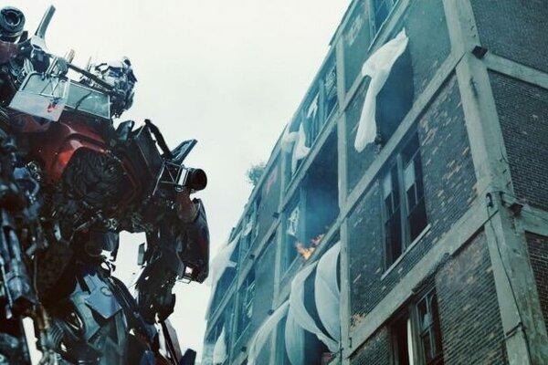 кадры и фото из фильма Трансформеры 3: Темная сторона Луны