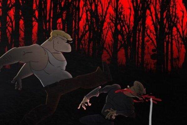 кадры и фото из фильма Бугай