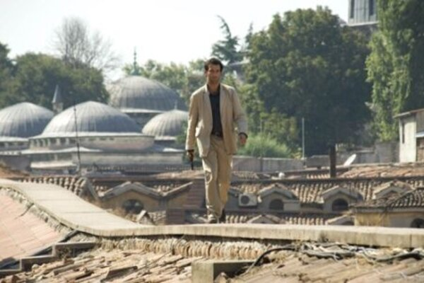 кадры и фото из фильма Интернэшнл