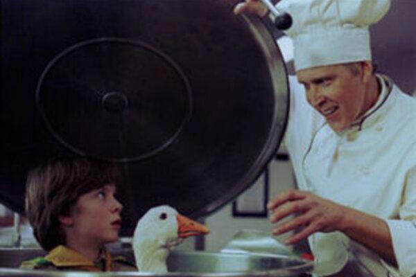 кадры и фото из фильма Приключения волшебного гуся