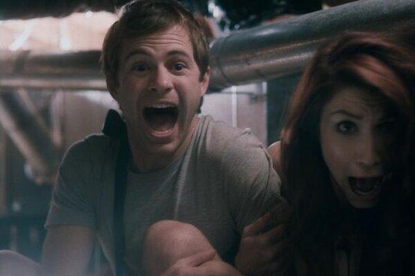 кадры и фото из фильма Очень паранормальное кино