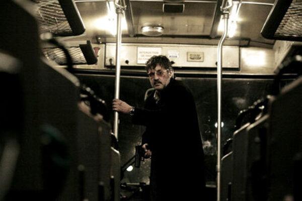 кадры и фото из фильма Очень страшный детектив